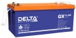 Аккумуляторная батарея Delta (GX 12-200)