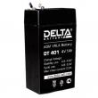 Аккумуляторная батарея Delta (DT 401)