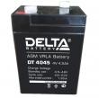 Аккумуляторная батарея Delta (DT 4045)