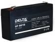 Аккумуляторная батарея Delta (DT 6015)