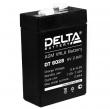 Аккумуляторная батарея Delta (DT 6028)