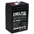 Аккумуляторная батарея Delta (DT 6045)