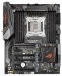 Материнская плата Asus STRIX X99 GAMING Soc-2011v3 Intel X99 8xDDR4 ATX AC`97 8ch(7.1) GbLAN RAID ASUS