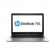 """HP EliteBook 755 G3 A12-8800B 2.1GHz,15.6"""" FHD LED AG Cam,8GB DDR3L(2),256GB SSD,WiFi,BT,3CLL,1,8kg,FPR,Win7Pro(64)+Win10Pro(64) (V1A66EA#ACB)"""