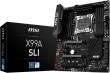 Материнская плата MSI X99ASLI, X99, Socket 2011-3, DDR4, ATX