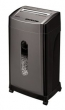 Шредер Fellowes® MicroShred™ 46Ms.  (12 листов) , 30 литр, 2х14 мм (класс P-5), SafeSense™, скобы/карты/скрепки/CD (FS-4817101)