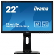 """Монитор Iiyama XB2283HSU-B1DP, 21.5"""" (1920x1080), MVA, VGA (D-Sub), DVI, DP"""