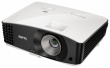 Benq MU686 DLP; WUXGA; 3500 AL; High contrast ratio 12000:1; 1.3X zoom (1.15-1.5); 3.3 kg; Noise 28dB (eco); Speaker 2W x1; HDMI x2 (1 w/MHL); 3D via HDMI; Hidden compartment for Qcast(Optional) (9H.JFM77.13E)