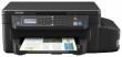 МФУ Epson L605 C11CF72403, струйный, цветной, A4, Duplex, Ethernet, Wi-Fi