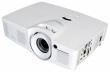 Проектор Optoma DU400 (DLP, WUXGA 1920x1200, 4000Lm, 15000:1, 2xHDMI, MHL, LAN, 1x10W speaker, 3D Ready, lamp 7000hrs, WHITE, 2.99kg) (95.72Y01GCLR)