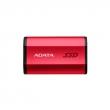ADATA (ADATA 250GB SE730 USB3.0 External Mobile iTypeC SSD Red) ASE730-250GU31-CRD