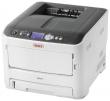 Принтер OKI C612dn 46551002, лазерный/светодиодный, цветной, A4, Duplex, Ethernet