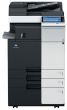 МФУ Konica Minolta bizhub 554e A61D021, лазерный/светодиодный, черно-белый, A3, Duplex, Ethernet