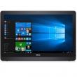 "Моноблок Dell Inspiron 3464 23.8"" Full HD i3 7100U (2.4)/4Gb/1Tb 5.4k/HDG620/DVDRW/Windows 10 Professional Single Language 64/GbitEth/WiFi/BT/клавиатура/мышь/Cam/черный 1920x1080 (3464-9920) DELL"