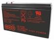 Аккумулятор WBR (HR 1224W)
