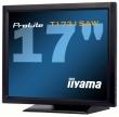 "Монитор Iiyama T1731SAW-B1, 17"" (1280x1024), Сенсорный экран, TN, VGA (D-Sub), DVI"