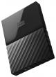 WD (Внешний жесткий диск WD My Passport WDBUAX0040BBK-EEUE 4TB 2,5' USB 3.0 Black)
