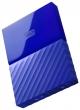 WD (Внешний жесткий диск WD My Passport WDBUAX0040BBL-EEUE 4TB 2,5' USB 3.0 Blue)
