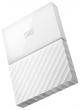 WD (Внешний жесткий диск WD My Passport WDBUAX0040BWT-EEUE 4TB 2,5' USB 3.0 White)