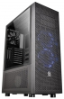 Case Tt Core X71 TG  (CA-1F8-00M1WN-02) ATX / win / black/ no PSU / Tempered Glass