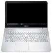 "ASUS (ASUS N752VX-GC218T 17.3""(1920x1080)/Intel Core i5 6300HQ(2.3Ghz)/4096Mb/1000Gb/DVDrw/Ext:nVidia GeForce GTX950M(4096Mb)/Cam/BT/WiFi/56WHr/2.7kg/Metal Steel Grey/W10) 90NB0AY1-M02530"