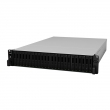 Synology Expansion Unit (Rack 2U) for RS18017xs+ and FS3017 up to 24hot plug HDDs SATA, SAS, SSD(2,5')/2xPS incl SAS Cbl (RX2417SAS)