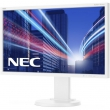 NEC 22'' E221N monitor,Silv/White(IPS,250cd/m2,1000:1,6ms,1920x1080,178/178,Hight adj:110,Swiv,Tilt,Pivot;D-sub, HDMI, Displ.Port; TCO6;)