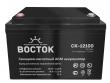 Аккумуляторная батарея 'Восток' СК-12100