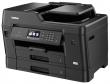 Аппарат Brother MFC-J3930, А3, цветной струйный, 35/27 стр/мин, 256Мб, факс, дуплекс, DADF50, 2 лотка, WiFi, NFC, LAN (МФУ) (MFCJ3930DWR1)