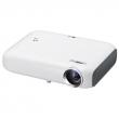 Проектор LG PW1000G (DLP, LED, WXGA 1280x800, 1000Lm, 100000:1, HDMI, MHL, USB, 2x3W speaker, WiFi, Bluetooth, 3D Ready, led 30000hrs, WHITE, 1.16kg) (PW1000G.ARUZ)