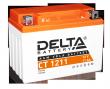 Аккумуляторная батарея Delta CT 1211