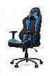 Игровое кресло AKRacing NITRO, AK-NITRO-BL. Цвет:Black/Blue AK-NITRO-BL / NItro YM702A BLUE