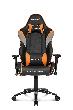 Игровое кресло AKRacing OVERTURE, OVERTURE-ORANGE. Цвет:Black/Orange