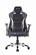 Игровое кресло AKRacing PRO-X, CPX11-GREY. Цвет:Black/Grey