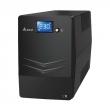ИБП Delta Agilon VX-серия 1000 ВА / 600Вт Исполнение напольное,  line-interactive, 230В, 50 Гц. Габариты 130 x 320 x 182 мм.  Масса 8.2 кг (UPA102V210035)