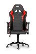 Игровое кресло AKRacing OCTANE, AK-OCTANE-RD. Цвет:Black/Red AK-OCTANE-RD / OCTANE K702B RED