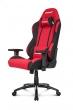 Игровое кресло AKRacing PRIME, AK-K7018-BR. Цвет:Black/Red