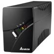 ИБП Delta Agilon VX-серия 600 ВА / 360Вт Исполнение напольное,  line-interactive, 230В, 50 Гц. Габариты 101 x 300 x 142 мм. Масса 4.25 кг (UPA601V210035)