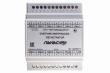 Счетчик импульсов-регистратор 'Пульсар' 10-канальный без индикатора; RS485; схема Намур; питание 7...24В; МПИ 6лет