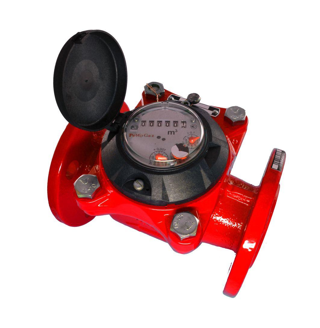 Счетчик горячей воды Тепловодомер ВСГН-65, DN 65
