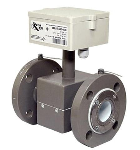 Расходомер - счетчик электромагнитный Карат-551-25