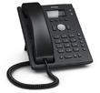 SNOM D120 Настольный IP-телефон. 2 учетные записи SIP, Графический экран с подсветкой, 4 контекстно-зависимые функциональные клавиши + 5 фиксированных функциональных клавиш, 2-порта 10/100, PoE, Блок питания в комплекте (Snom) D120+PSU