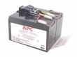 APC (Battery replacement kit for SUA750I) RBC48