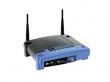 Роутер wifi LinkSys WRT54GL-EU, 802.11g portable wireless wifi маршрутизатор, Linux