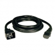 Tripp Lite (7-ft. 12AWG Heavy Duty Power cord, IEC-320- C13 to IEC-320-C20) P032-007