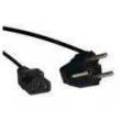 Кабель Tripp Lite (power cable (250 VAC) - 6 ft CEE 7/7 IEC 60320 C13) P054-006