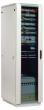 Шкаф телекоммуникационный напольный 47U (600х1020) дверь стекло ШТК-М-47.6.10-1ААА (3 места)