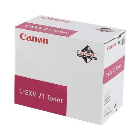 Canon (C-EXV 21 TONER M EUR) 0454B002