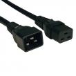 Кабели Tripp Lite (6-ft. 12AWG x 3C Heavy-Duty Power Cable, IEC-60320-C19 to IEC-60320-C20) P036-006
