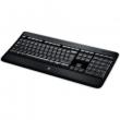 Logitech (Logitech Wireless Illuminated Keyboard K800  Retail) 920-002395
